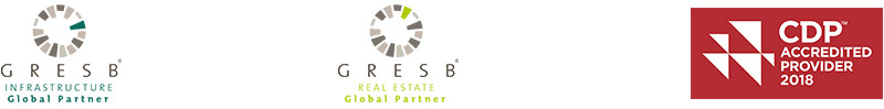 GRESB Global Partner | CDP Accredited Provider